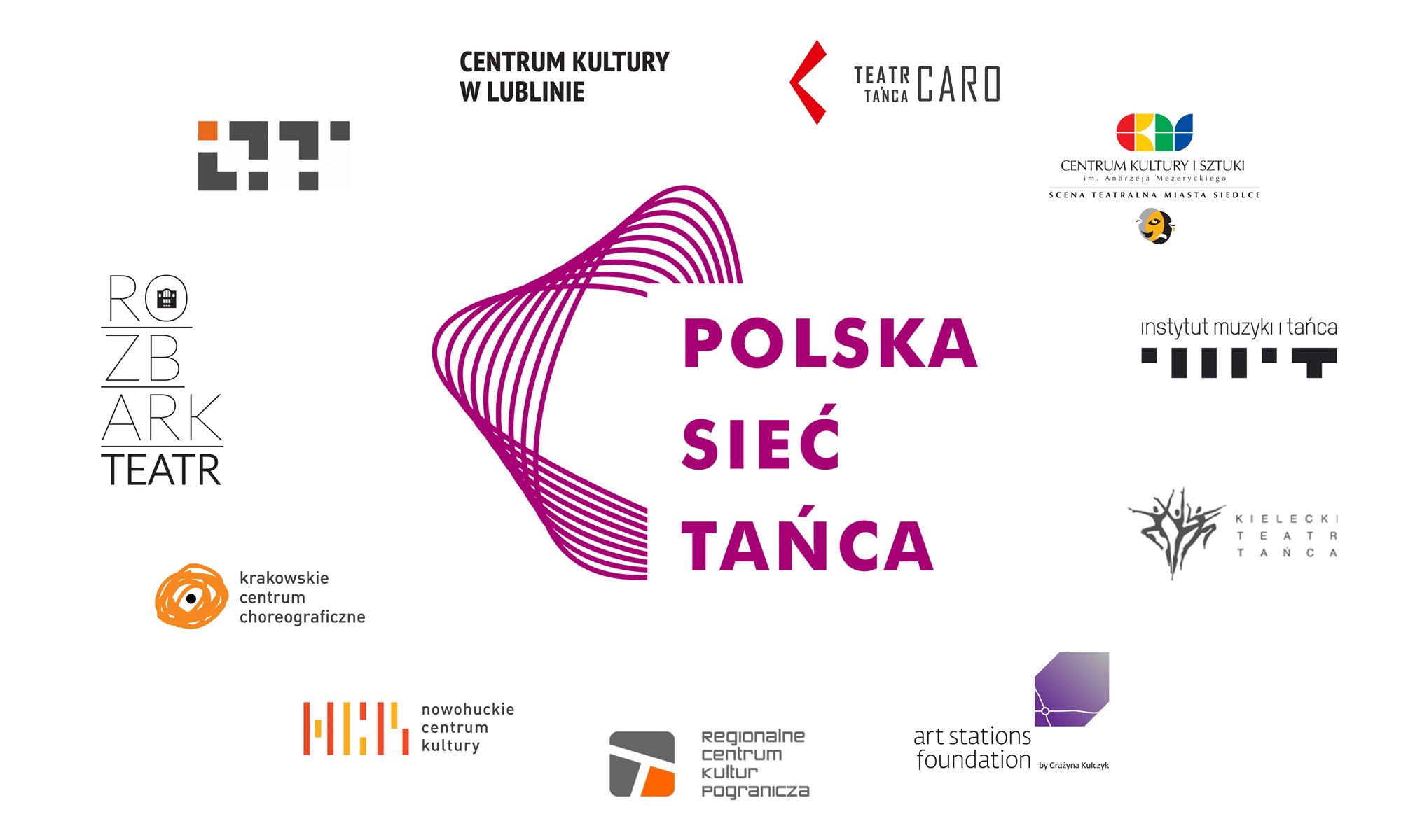 Inauguracja Polskiej Sieci Tańca